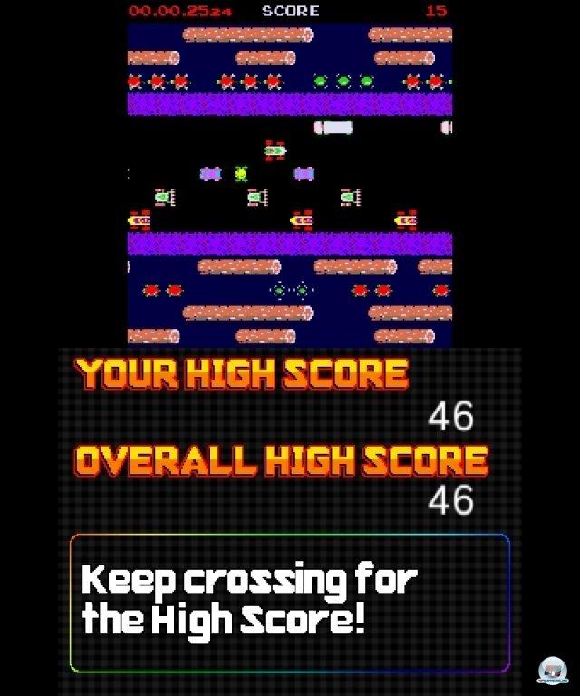 Screenshot - Frogger 3D (3DS) 2268997