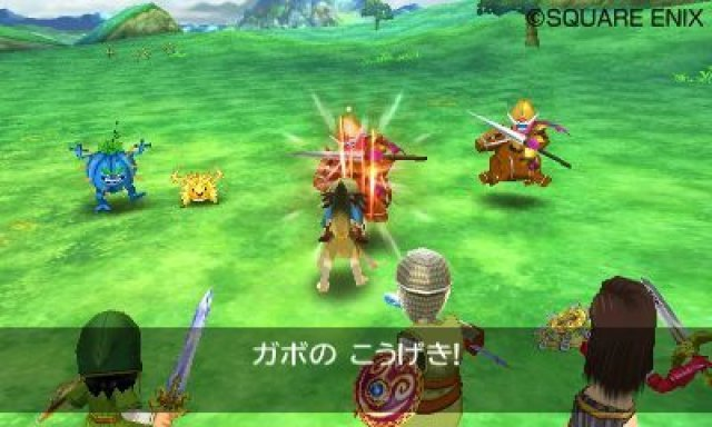 Screenshot - Dragon Quest VII (3DS) 92431187