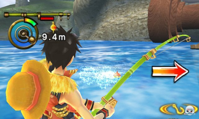 Screenshot - One Piece: Unlimited Cruise SP (3DS) 2259462