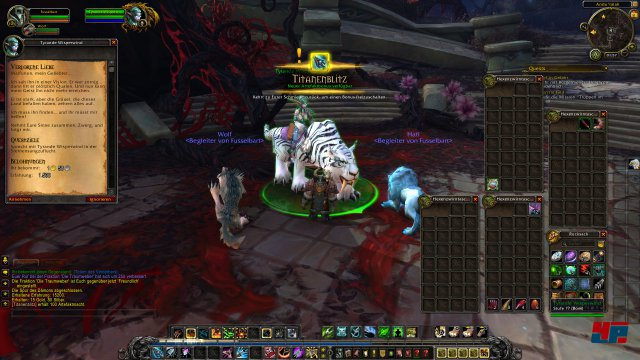 Screenshot - World of WarCraft: Legion (Mac) 92530809