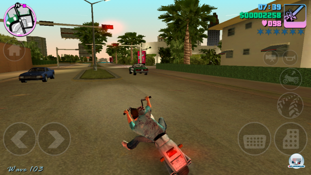 Screenshot - Grand Theft Auto: Vice City (iPhone) 92430647