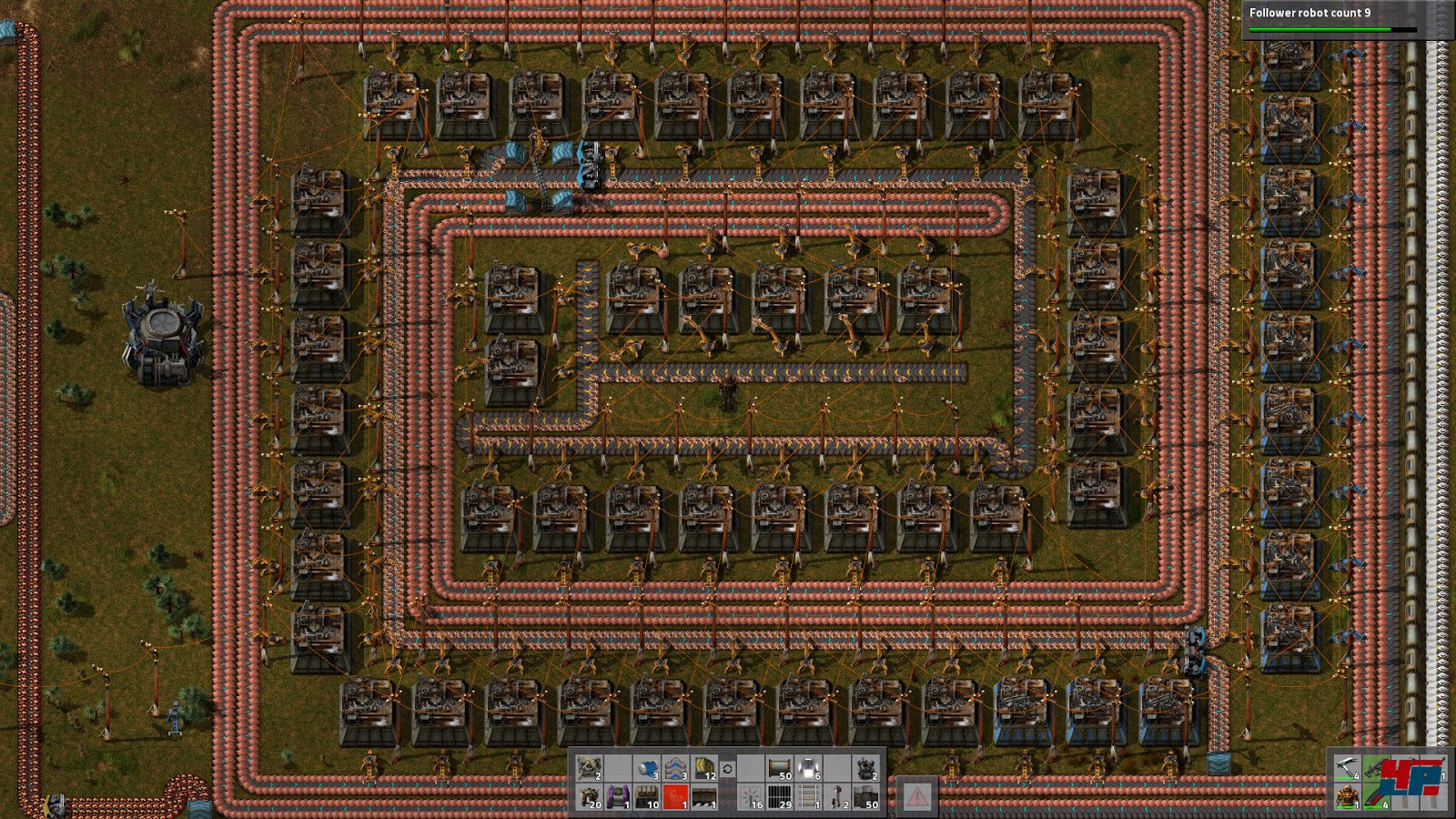 factorio how to make a blueprint
