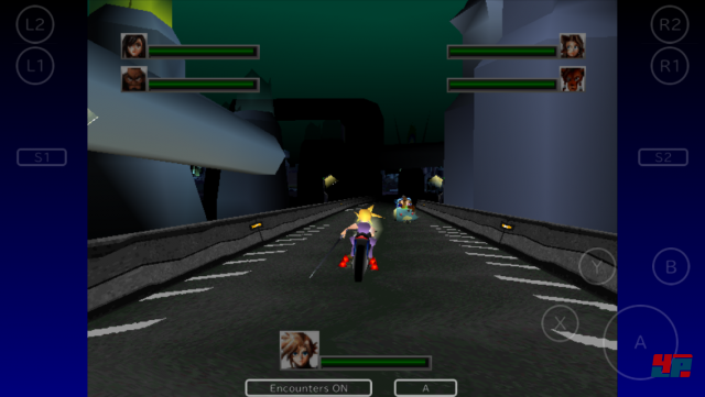 Screenshot - Final Fantasy 7 (iPad) 92512151