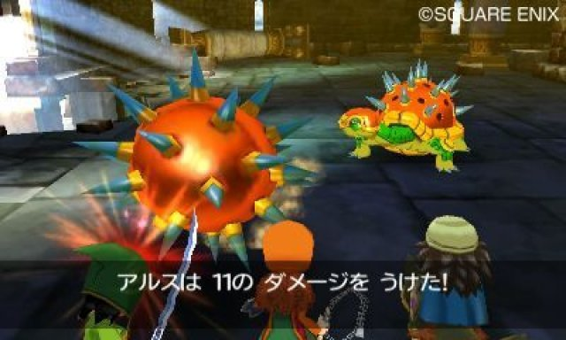 Screenshot - Dragon Quest VII (3DS) 92431197