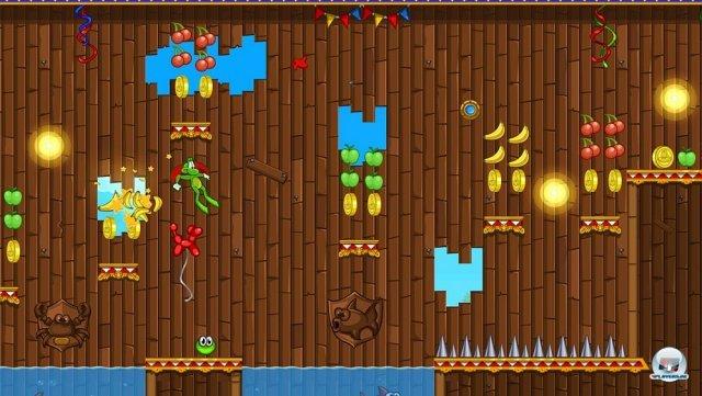 Screenshot - Superfrog HD (PlayStation3) 92464783