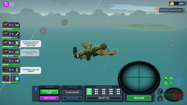 Screenshot - Bomber Crew (PC)