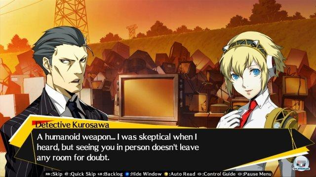 Screenshot - Persona 4: Arena (360) 92460576