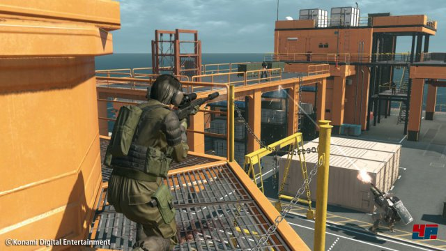 Screenshot - Metal Gear Online (360) 92521229