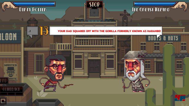 Screenshot - Oh...Sir! The Hollywood Roast (Android)