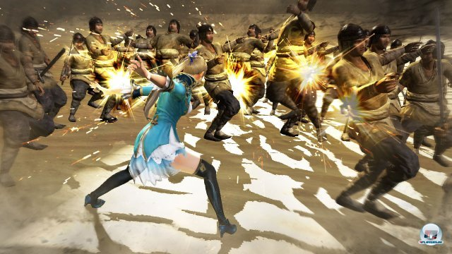 Screenshot - Dynasty Warriors 8 (PlayStation3) 92433577