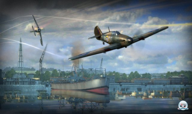 Screenshot - Combat Wings - The Great Battles of WWII (360) 2323352