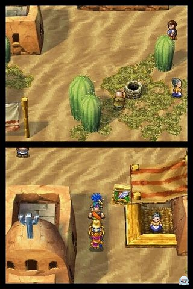 Screenshot - Dragon Quest VI: Wandler zwischen den Welten (NDS) 2216872