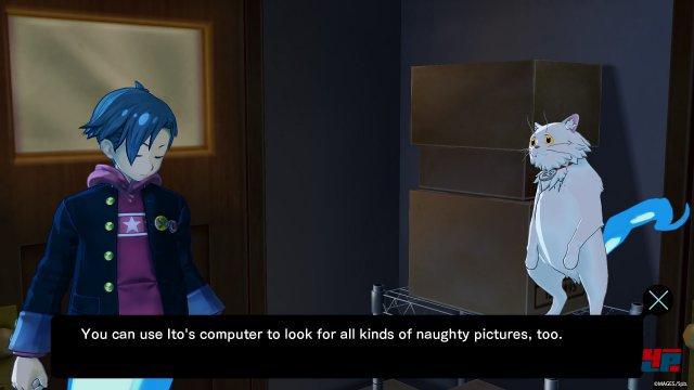 Screenshot - Punch Line (PS4) 92573101