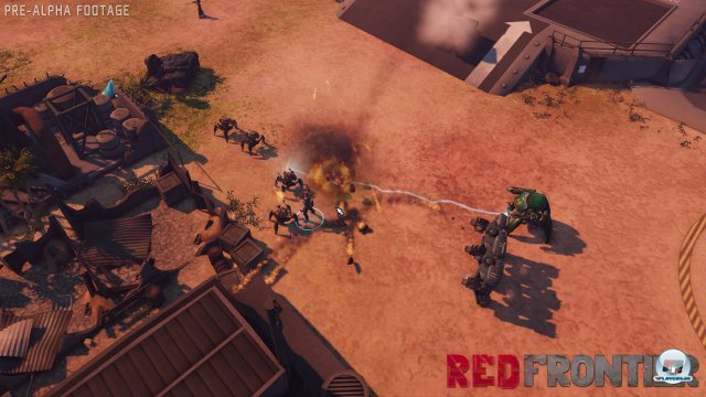 Screenshot - RED Frontier (PC) 2327217