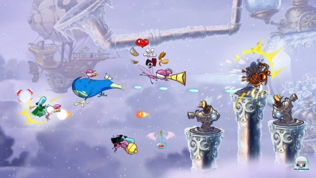 Screenshot - Rayman Origins (Wii) 2291732
