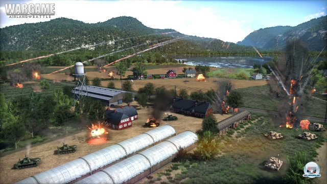 Screenshot - Wargame: AirLand Battle (PC) 92419227