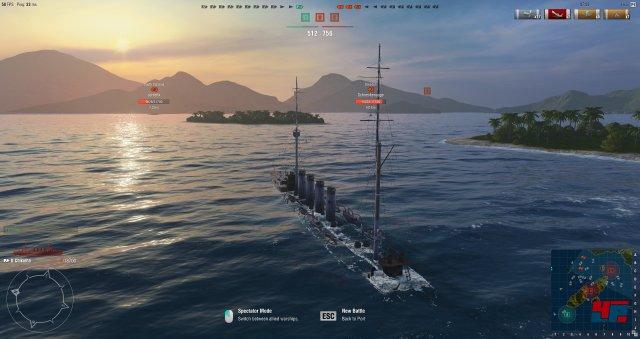 Screenshot - World of Warships (PC) 92515980
