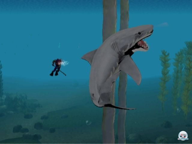 Screenshot - Jaws: Ultimate Predator (Wii)