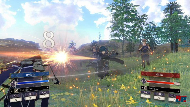 Screenshot - Fire Emblem: Three Houses (Switch)