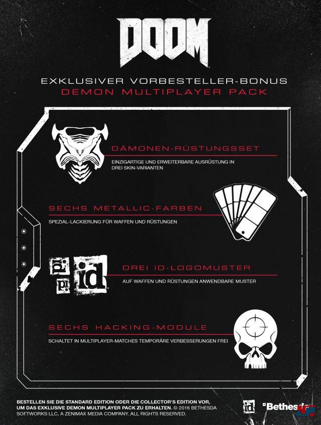 Demon Multiplayer Pack f�r Vorbesteller