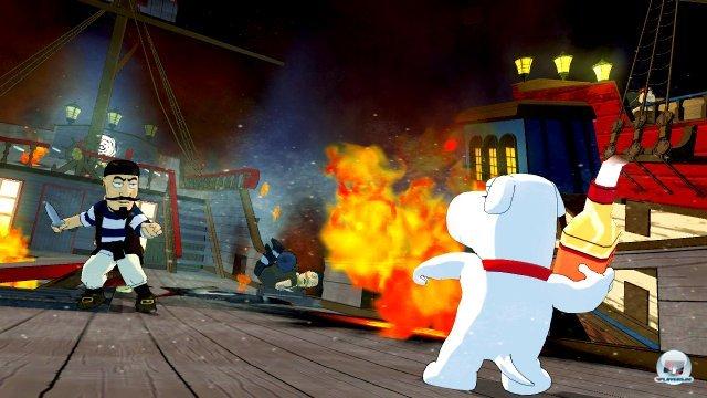 Screenshot - Family Guy: Zurück ins Multiversum (360) 92419572