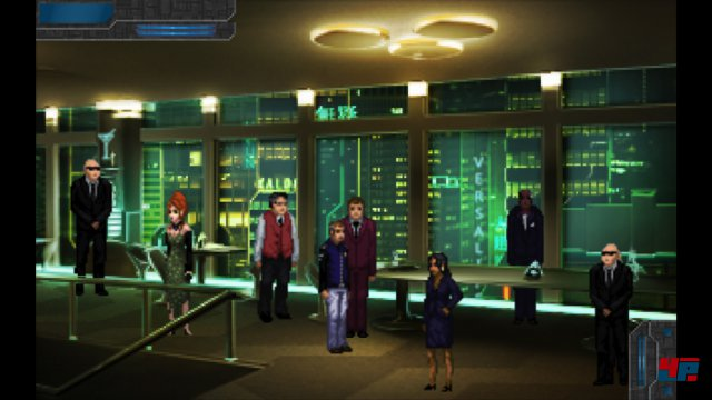 Screenshot - Technobabylon (iPhone)