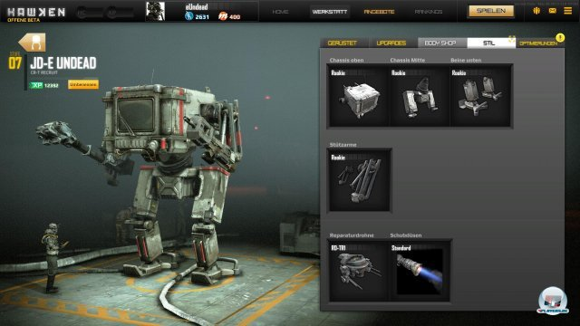 Screenshot - Hawken (PC)