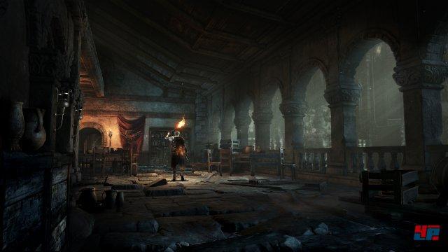 An die pr�chtige Kulisse von Bloodborne wird Dark Souls 3 nach jetzigem Stand zwar nicht herankommen...