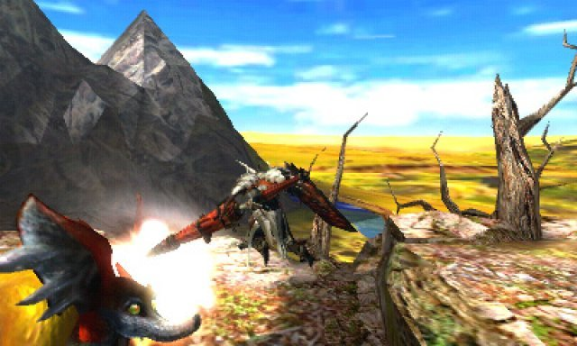 Screenshot - Monster Hunter 4 (3DS) 92399162