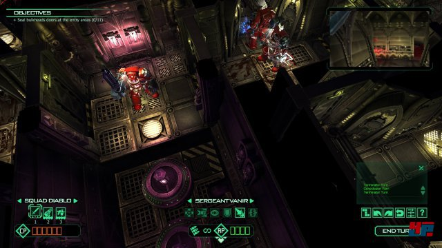 Screenshot - Space Hulk (iPad)