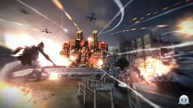 Screenshot - Armored Core V (PlayStation3) 2265432