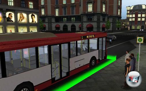 Bus simulator 2009 скачать