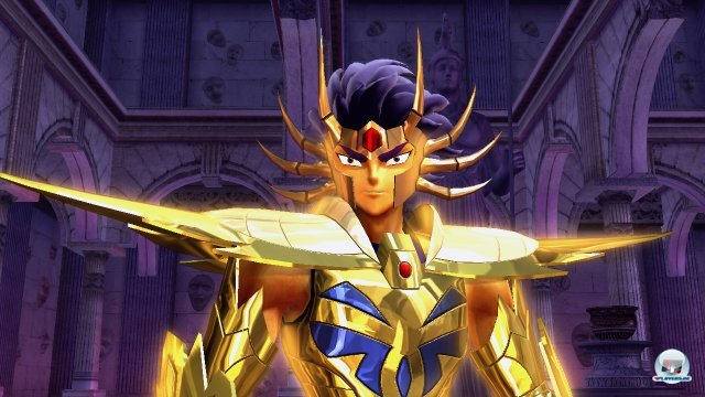 Screenshot - Saint Seiya: Sanctuary Battle (PlayStation3) 2265602