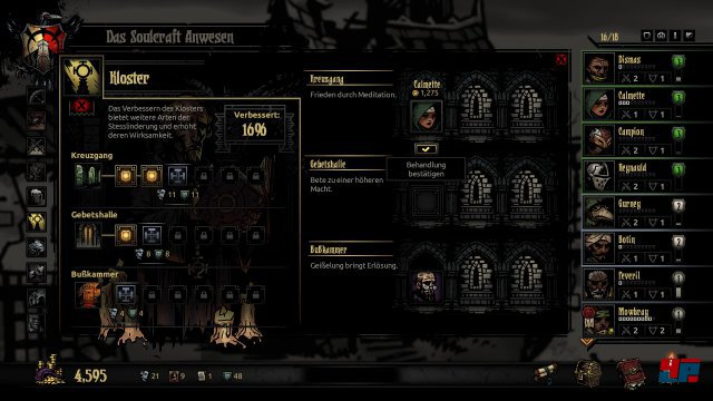 Screenshot - Darkest Dungeon (PC) 92518910