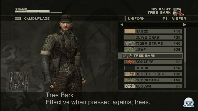 Screenshot - Metal Gear Solid: HD Collection (PlayStation3) 2251387