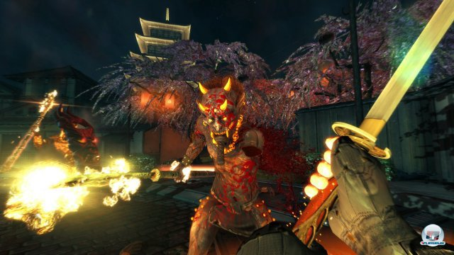 Shadow Warrior vermengt Ego-Action alter Schule mit modernen Elementen.