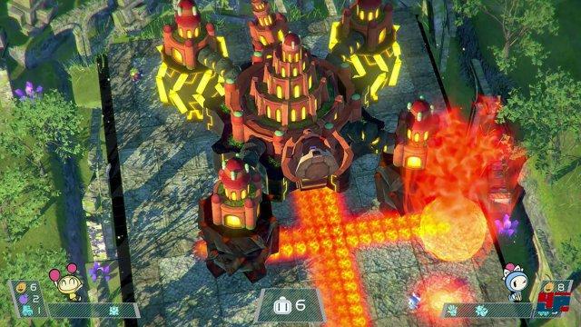 Screenshot - Super Bomberman R (One) 92568235