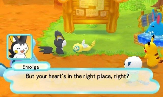 Screenshot - Pokémon Mystery Dungeon: Portale in die Unendlichkeit (3DS) 92457626
