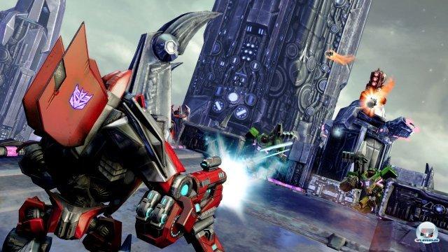 Screenshot - TransFormers: Untergang von Cybertron (360) 2390392