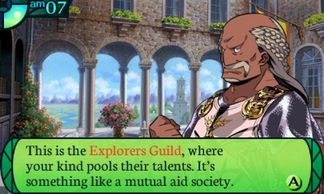 Screenshot - Etrian Odyssey IV: Legends of the Titan (3DS) 92414137