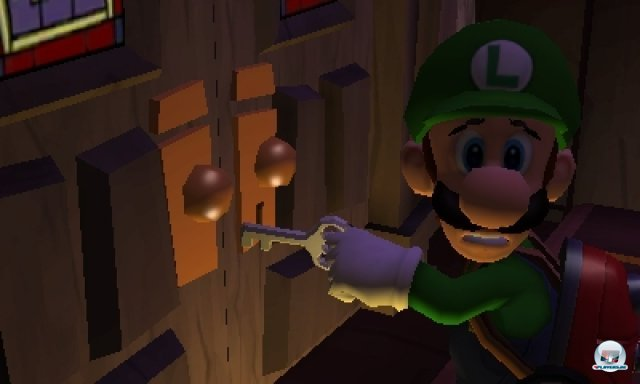 Screenshot - Luigi's Mansion 2 (3DS) 2266052