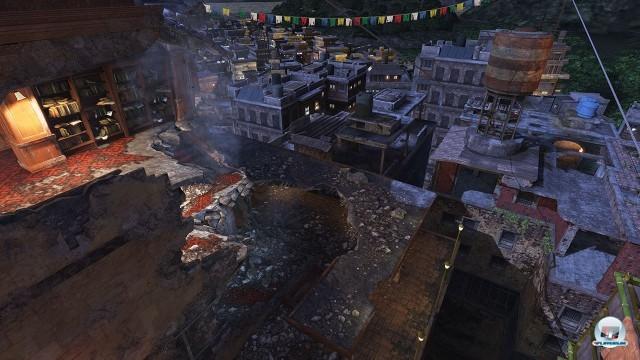Screenshot - Uncharted 3: Drake's Deception (PlayStation3) 2245662