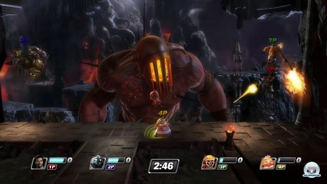 Screenshot - PlayStation All-Stars: Battle Royale (PS_Vita) 2365077