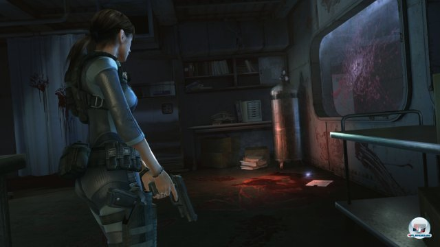 Screenshot - Resident Evil: Revelations (360)