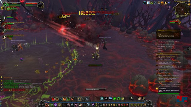 Screenshot - World of WarCraft: Legion (Mac) 92530884