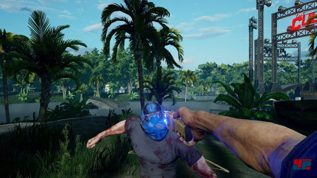 Screenshot - The Culling (PC)