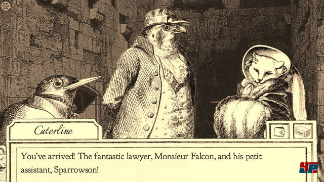 Screenshot - Aviary Attorney (PC)