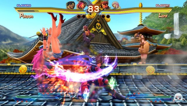 Screenshot - Street Fighter X Tekken (PS_Vita) 2376112