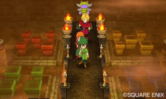 Screenshot - Dragon Quest 7: Fragmente der Vergangenheit (3DS) 92533145