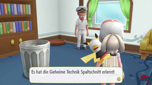 Screenshot - Pokémon: Let's Go, Pikachu! & Let's Go, Evoli! (Switch) 92577614